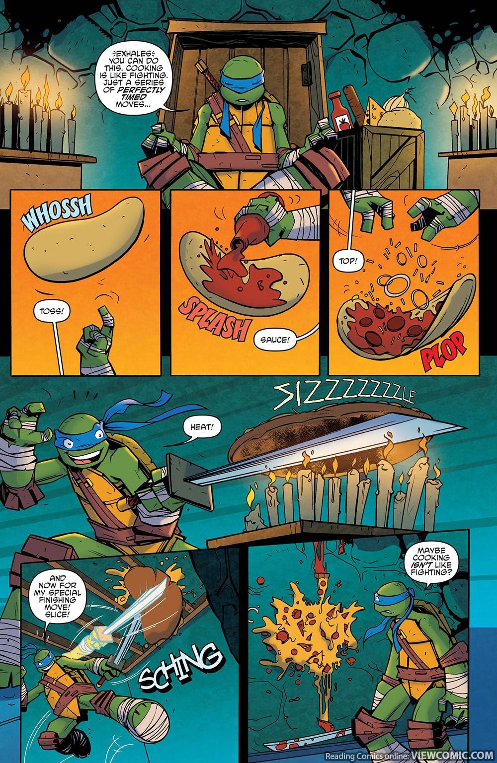 Teenage Mutant Ninja Turtles – New Animated Adventures 020 (2015
