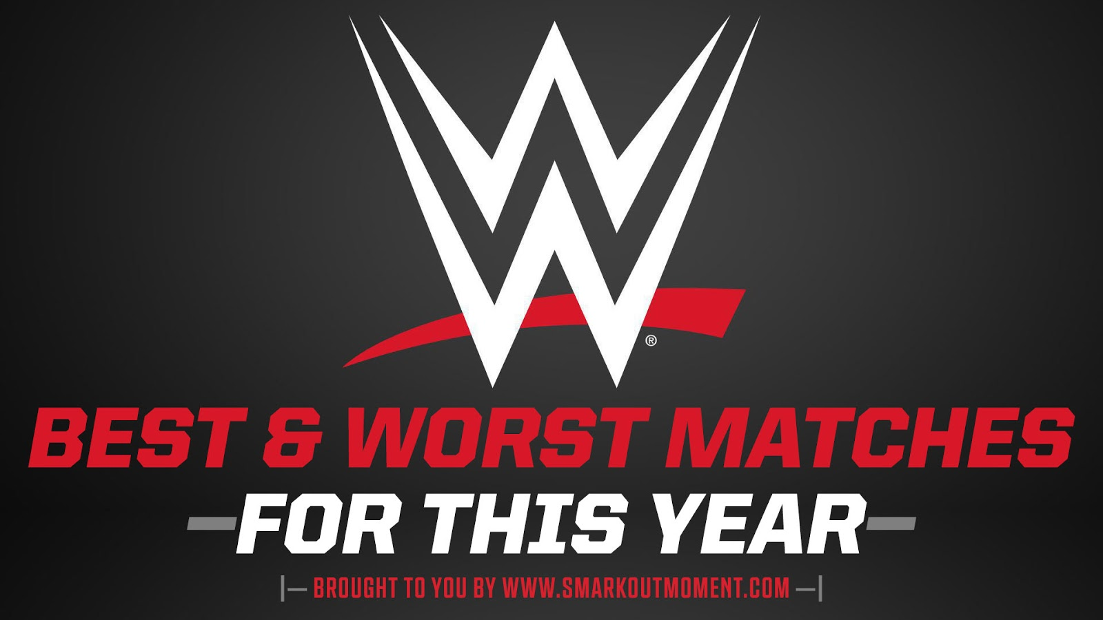 WWE Best Worst Match of the Year 2020 list