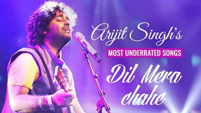 Dil mera chahe Lyrics - Arijit singh new song with lyrics