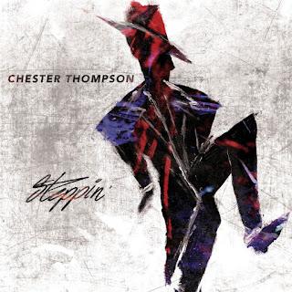 "Chester Thompson: ""Steppin"" / stereojazz"