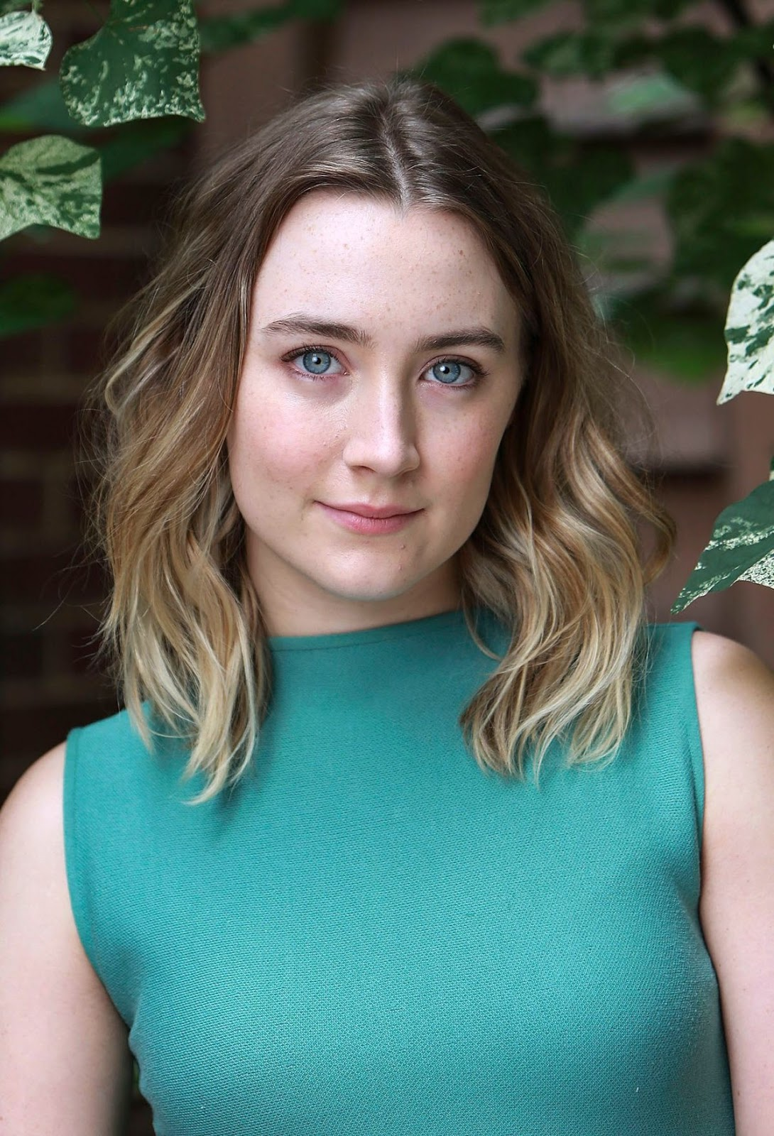 Loving Vincent actress Saoirse Ronan Photoshoot for USA Today