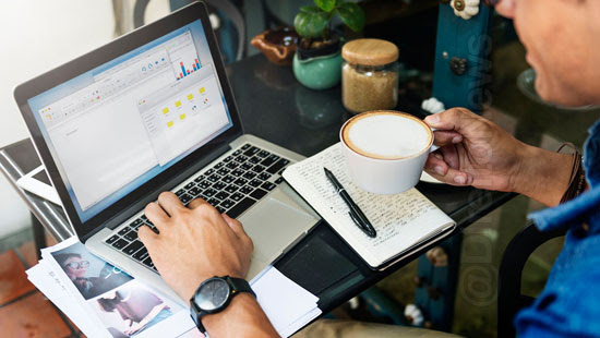 organizando escritorio virtual dicas retrabalho estresse