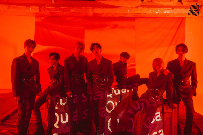 Rising K-pop group OnlyOneOf release 'Produced by [ ] Part 2'