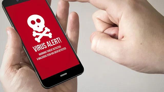 Protection Android : un faux message qui cache des logiciels qui volent vos données
