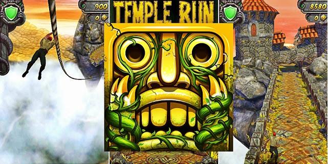 تهكير لعبة temple run 2