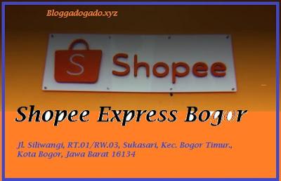 Alamat dan Nomor Telepon Shopee Express Bogor