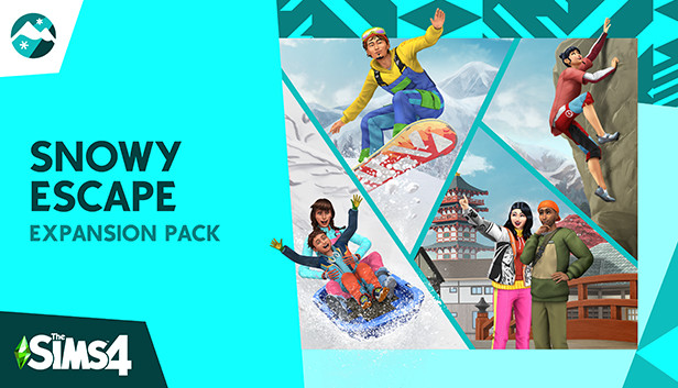 The Sims 4 Snowy Escape Expansion Pack تحميل مجانا