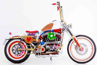 sportster multi colors