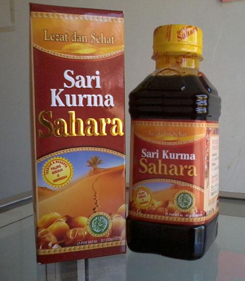 Sari Kurma Sahara Original Murah di Madiun