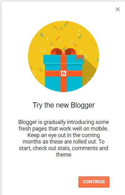 Latest Features In Blogger, New Option in blogger of adding link
