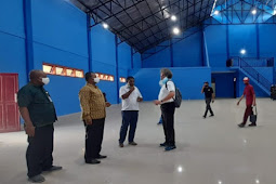 University Of Cenderawasih Jayapura Commits To Succeed National Sports Week XX in 2021