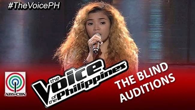 Rosalyn Navarro Sings 'Get Here' on The Voice of the Philippines Season 2 Blind Audition