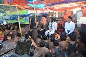 TP-PKK dan DKP Lombok Barat Sosialisasi Gemar Ikan
