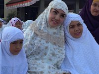 Tips Berhijab untuk Hari Lebaran Idul Adha