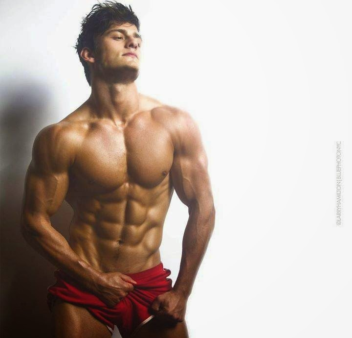 Bryant Wood - Male Fitness Model  Bodybuilding And -9818