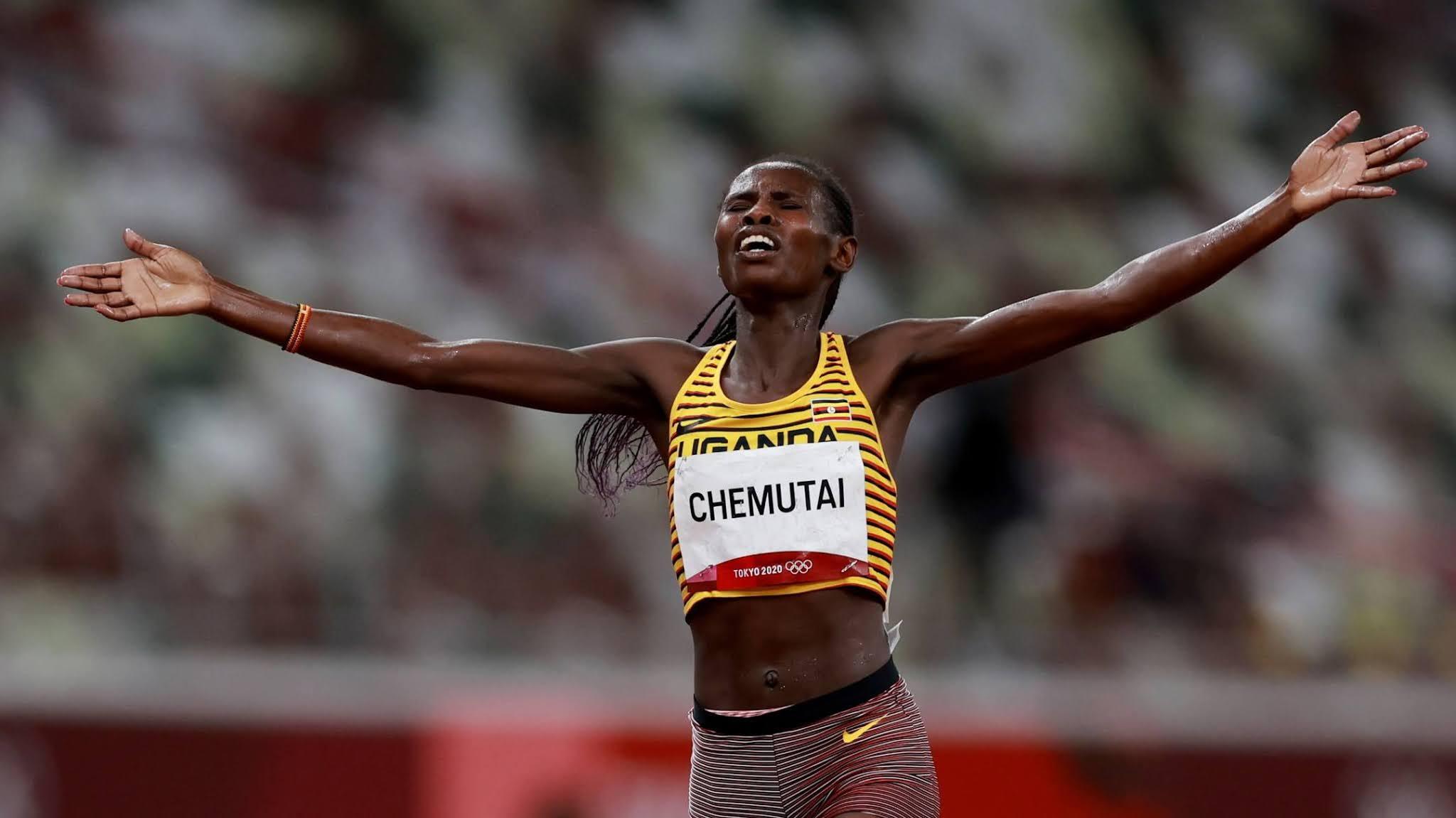 Uganda atletismo Olimpíadas Tóquio