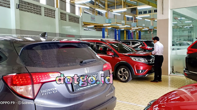 Honda Kumala Karawang Dealer dan servis resmi mobil honda