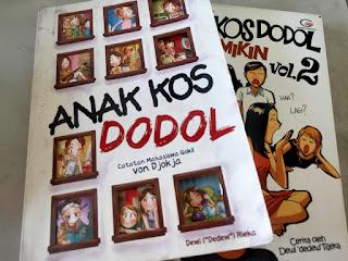 Buku Anak Kos Dodol