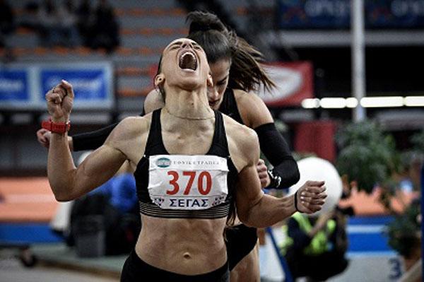 Η Ελπίδα Καρκαλάτου άγγιξε το ατομικό της ρεκόρ στα 400μ