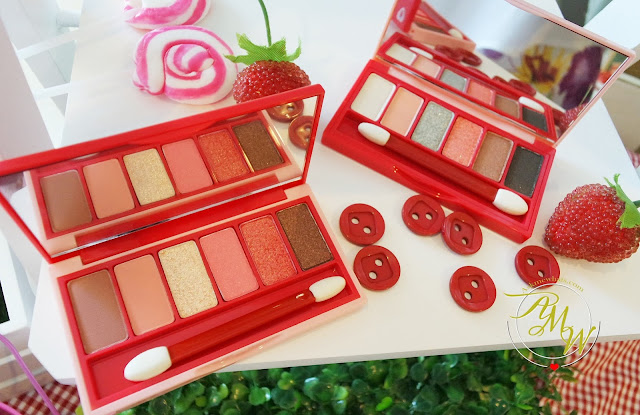 A photo of Etude House Berry Delicious Fantastic Color Eyes