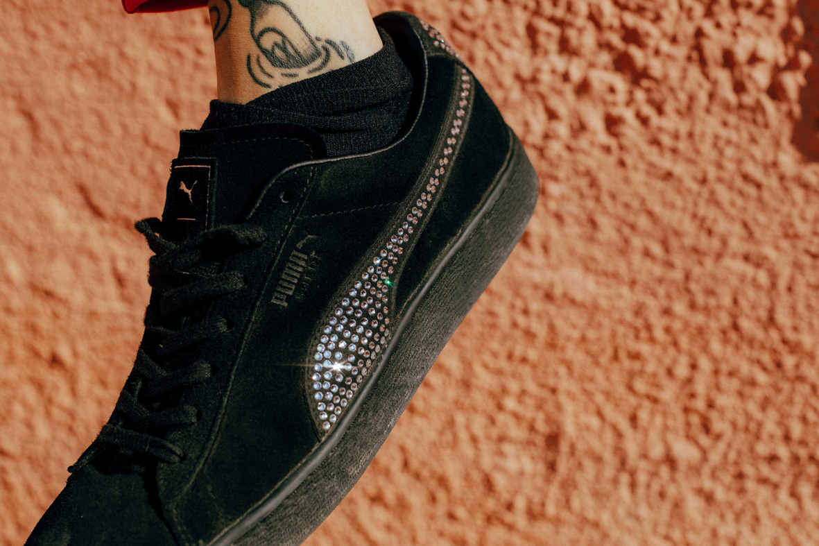 reputable site ab5ac eeb16 Swag Craze: PUMA and The Kooples Drop New Iterations of the ...