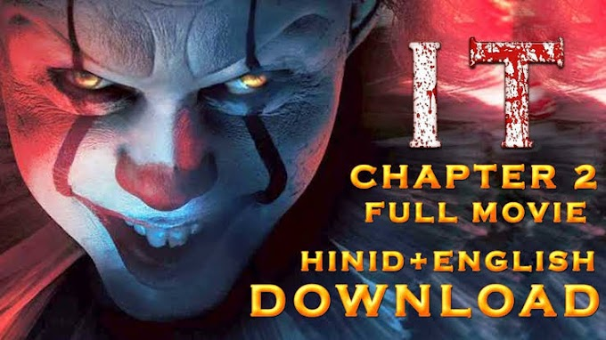 It Chapter Two (2019) | Dual Audio Hindi Movie HD