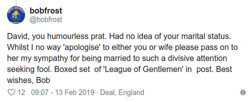 Ex Tory Kent Councillor Tweets A 'BlackFace' at David Lammy - Far
