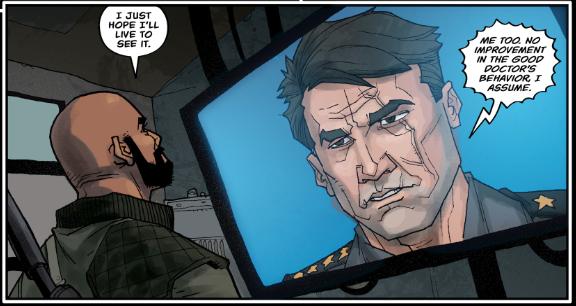 Terminator resistance john connor comic