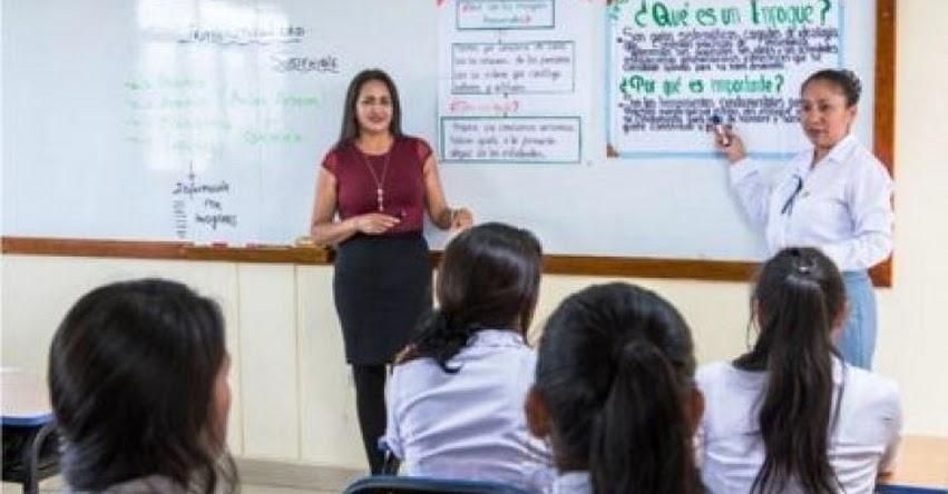 Reacciones tras dictamen aprobado por el Congreso que va en contra de mejorar la calidad educativa del país