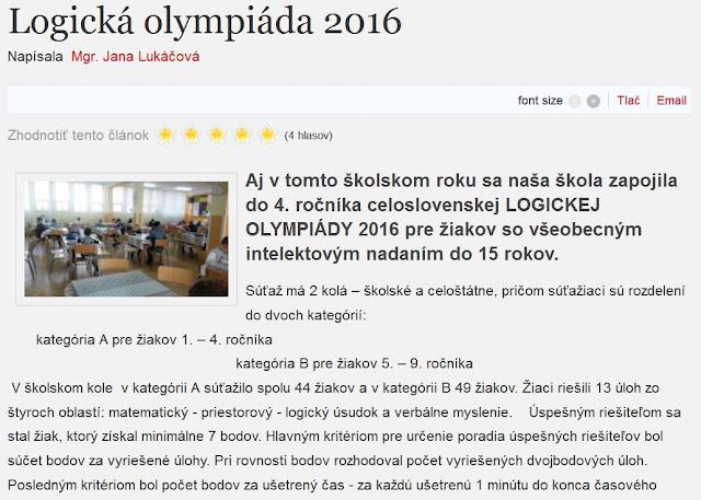 http://zshu.sk/index.php/o-skole/triedy-pre-nadanych-ziakov/item/453-logicka-olympiada-2016