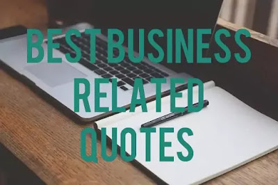 Image of Best Business Related Quotes