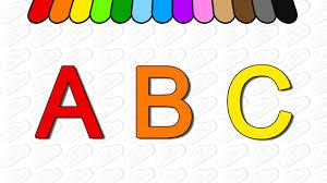 اغاني تعليمية للاطفال باللغة الانجليزية لتعليم الحروف (فيديو )