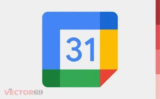 Google Calendar New 2020 Logo - Download Vector File PDF (Portable Document Format)