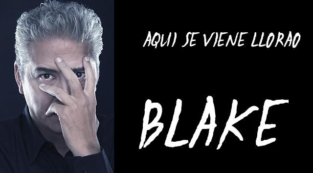 """""""AQUÍ SE VIENE LLORAO"""": ANTHONY BLAKE, UN DESAFÍO A LA MENTE HUMANA"""
