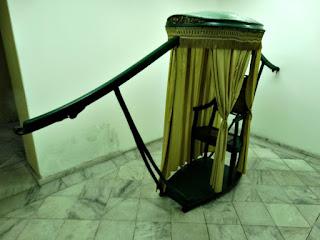 Cadeirinha de Arruar (Liteira), Museu Júlio de Castilhos