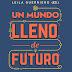 Leila Guerriero presenta en Bogotá su libro Un mundo lleno de futuro. Diez crónicas de América Latina