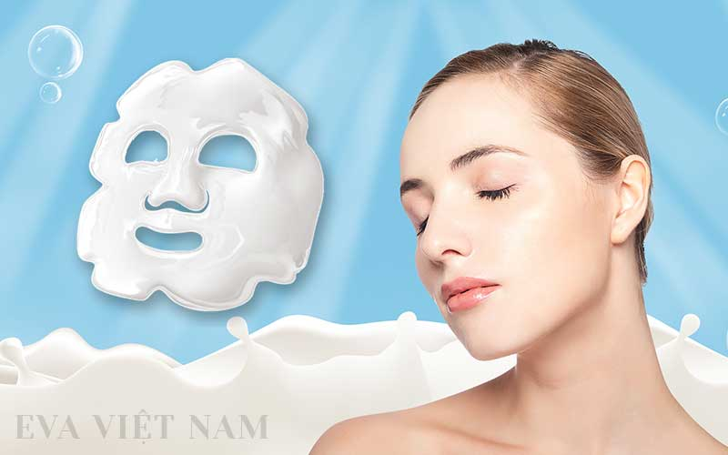 Chăm sóc da mặt sau sinh bằng sữa mẹ