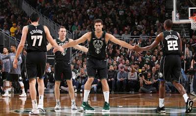 Brook Lopez - Milwaukee Bucks