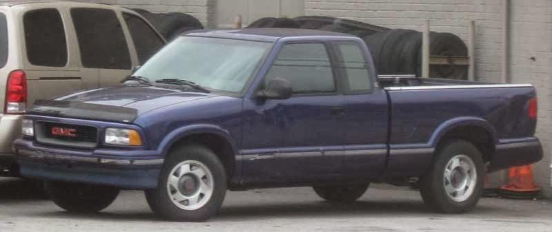 Gmc Sonoma on 1994 Chevrolet Blazer Nada