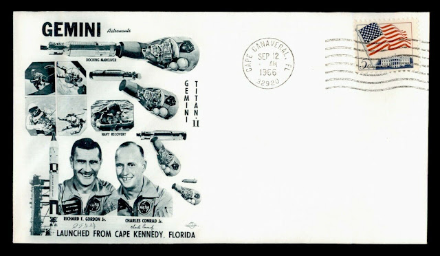 1966 CAPE CANAVERAL FL PROJECT GEMINI SPACE TITAN 11 LAUNCH