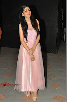 Actress Nidhisha Reddy Pos in Beautiful Pink Dress at Virus Telugu Movie Audio Launch .COM 0003.JPG