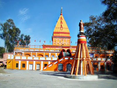 Ranbireshwar Temple in Jammu Kashmir
