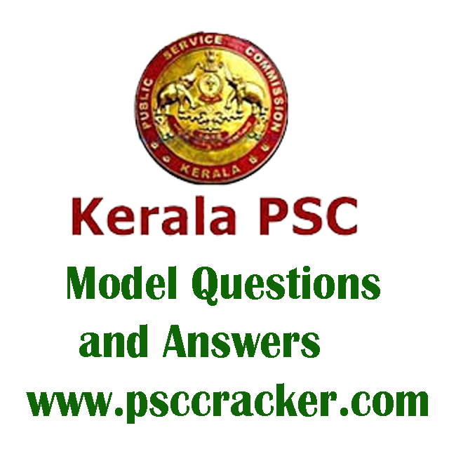 kerala psc questions and answers online