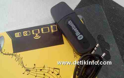 Cara menyambungkan Bluetooth Music Receiver ke HP Android