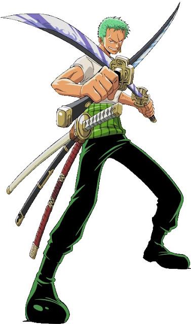 Karakter dalam One Piece - Kumpulan Foto Roronoa Zoro dan Faktanya