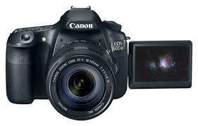 Canon EOS 60Da DSLR Firmware Full Driversをダウンロード