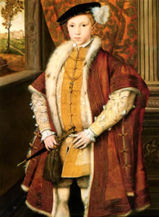 Edward VI - King of England