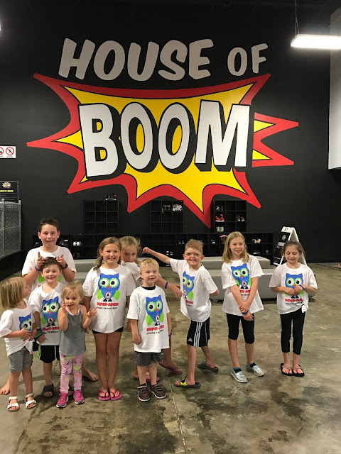 If You Want To Visit House Of Boom On Your Own Outside Of A Party, They  Offer 60, 90 And 120 Minute Flight Passes Every Day Of The Week.