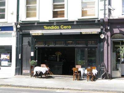 South Kensington Restaurants Spanish