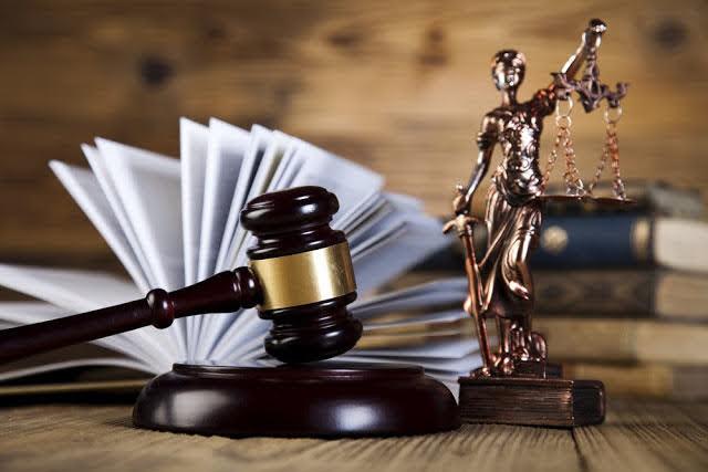 Символы суда